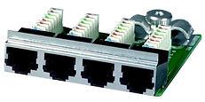 Anschlussmodul Mini Patch Box RJ45