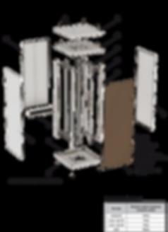 19-Zoll Serverschrank Network Datacenter