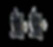 Brackets für Hutschienen-Montage Mini Patch Boxen R45