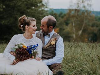 Kevin + Allie | Deerfield, NH
