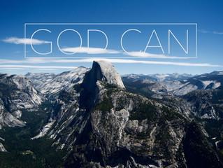 God Can and God Hears