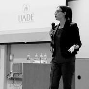 Profesora materia Liderazgo y Negociación, Fundación UADE