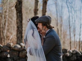 Ben & Megan  Allrose Farm  Greenfield, NH