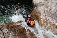 Avis sur Natura Canyon spécialiste canyoning à Bavella en Corse