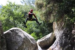 Patrick Graziani saut