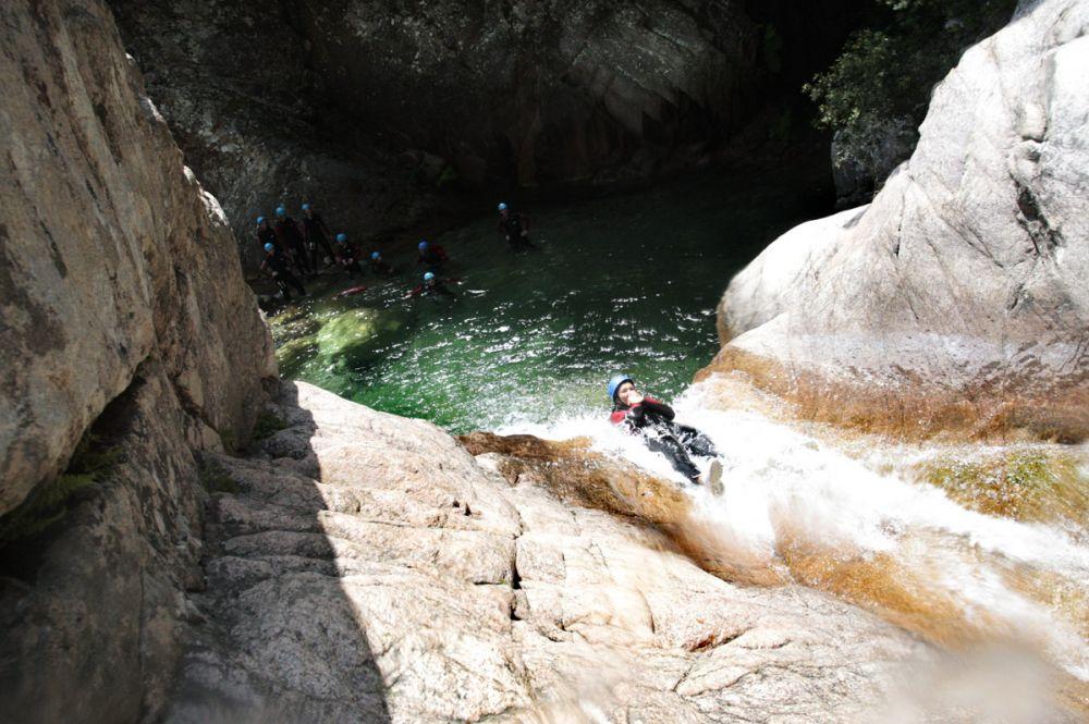 Canyon du Pullischellu
