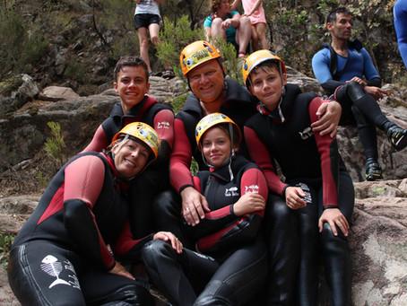 Prévoyez vos vacances en Corse à bavella avec Natura Canyon spécialiste canyoning !