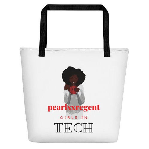 Girls in Tech Tote II
