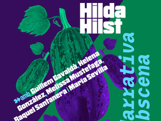 Poesia; Hilda Hilst: Narrativa Obscena