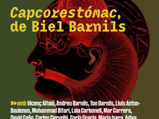 Poesia; Biel Barnils (dimecres 4 de Març 2020)