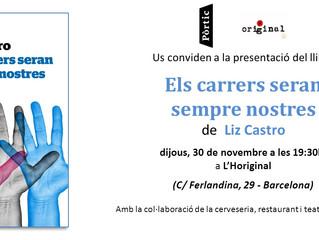 Presentació Llibre Els carrers seran sempre nostres