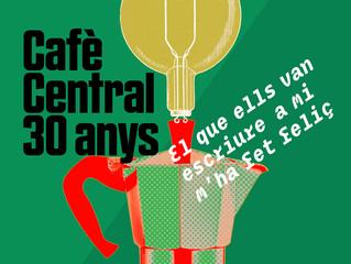 Poesia; Cafè Central (Dimecres 22 de Gener 2020)