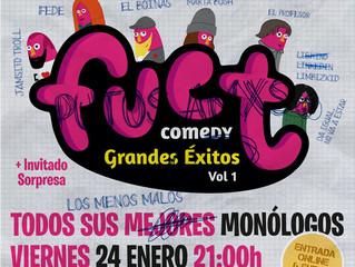 Fuet Comedy (24 Enero 2020)