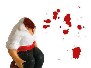 """Presentació del llibre """"Terra de Crims"""""""