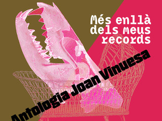 Poesía; Antologia Joan Vinuesa (12 Febrer)