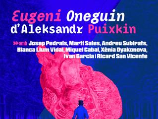 Poesía; Eugeni Oneguin (Dimecres 15 de Gener 2020)