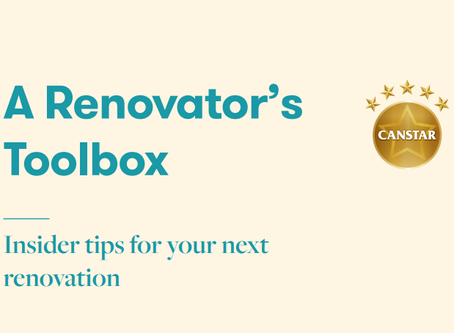 CANSTAR Renovation Guide