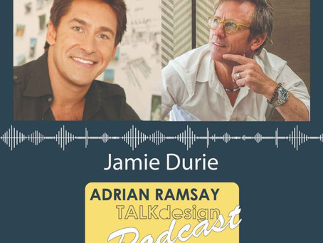 How Jamie Durie embraces nature when bringing gardens to life