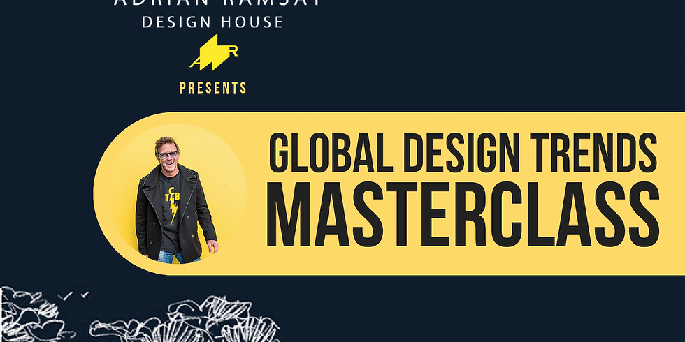 Global Design Masterclass [BRISBANE - SOLD OUT]