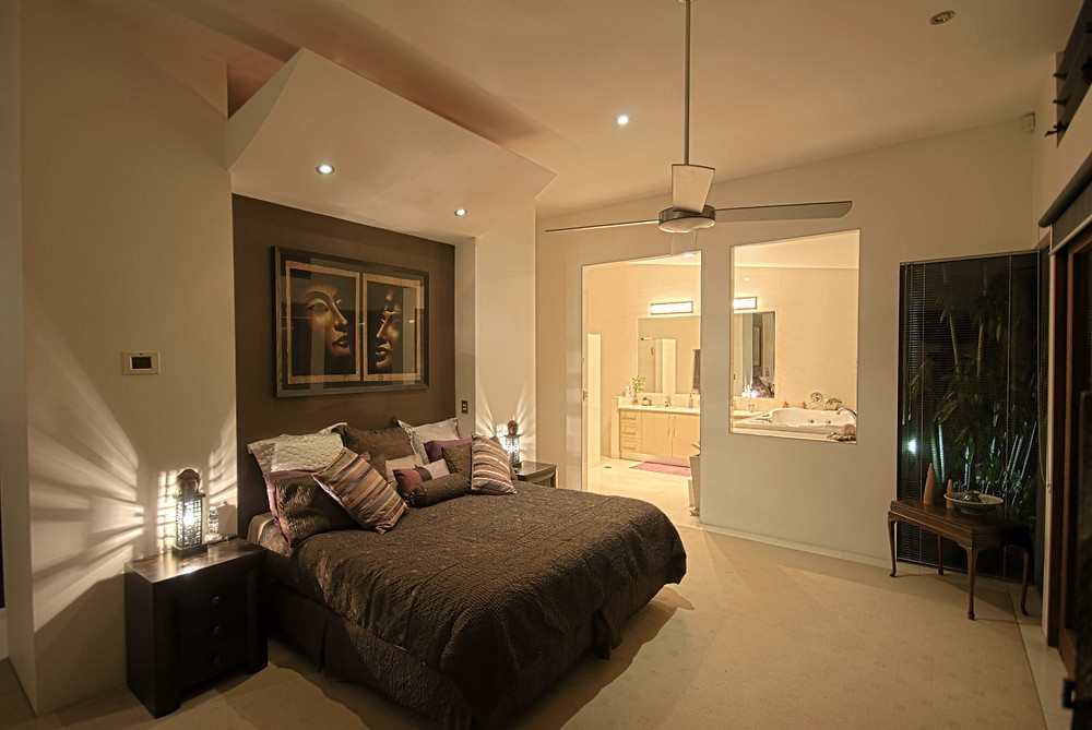 Master Bedroom Ensuite ARDH Tranquil Beautiful Design Adrian Ramsay Design House