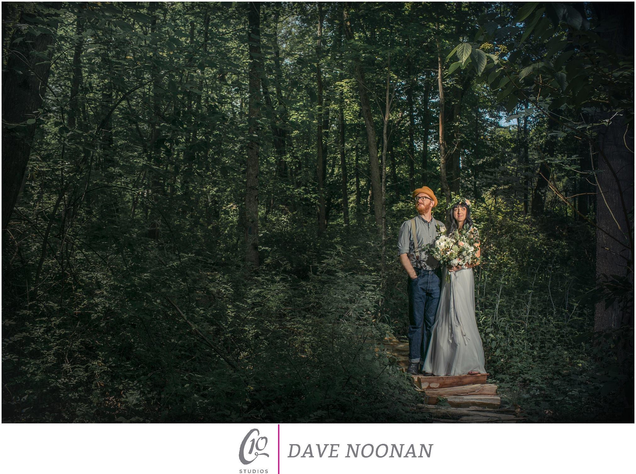 Hartford Backyard Wedding