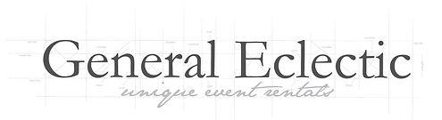 General Eclectic Rentals