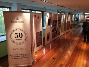 """Exposição 50 anos SPMT no Encontro """"Álcool - desempenho e produtividade"""""""