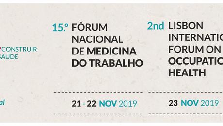 Destaque 1 - 15.º Fórum Nacional de Medicina do Trabalho