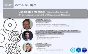 CANDIDATES MEETING: Preparing for Success - 2nd European assessment of Occupational Medicine