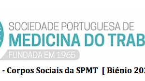 SPMT - Listas candidatas para os Corpos Sociais [ Biénio 2020- 2021]