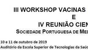 III Workshop de Vacinas em Viajantes e IV Reunião Científica da SPMV, 10 e 11 de outubro de 2019, Li