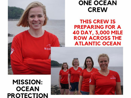 Stories Connect People - One Ocean Crew with Janette Potgieter