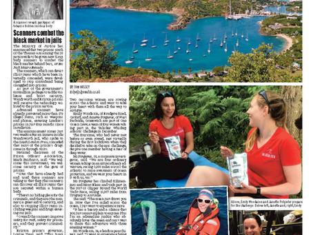 Oar-some Women to Row to Antigua