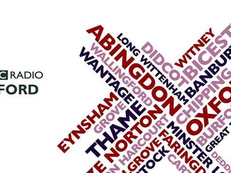 BBC Radio Oxford - Kat Orman Show