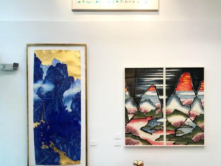 Exhibition in Boston, Massachusetts