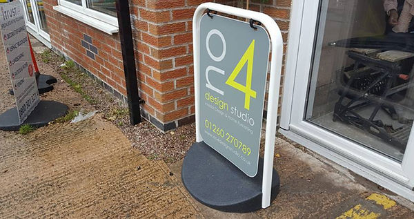 a-boards, pavement signs