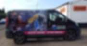 Van Signs Graphics & lettering