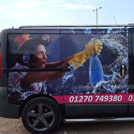 vehicle graphics specialists