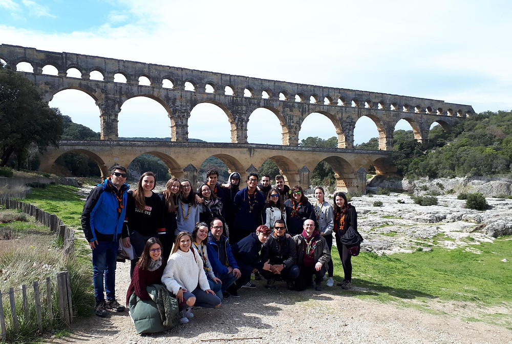 Visita al Pont Du Gard