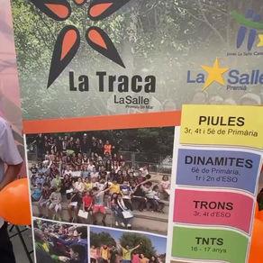 La Traca participa a la 1a Fira de la Infància i la Joventut de Premià!