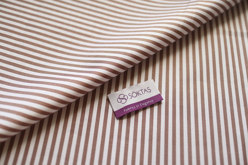 Brown Bengal Stripes