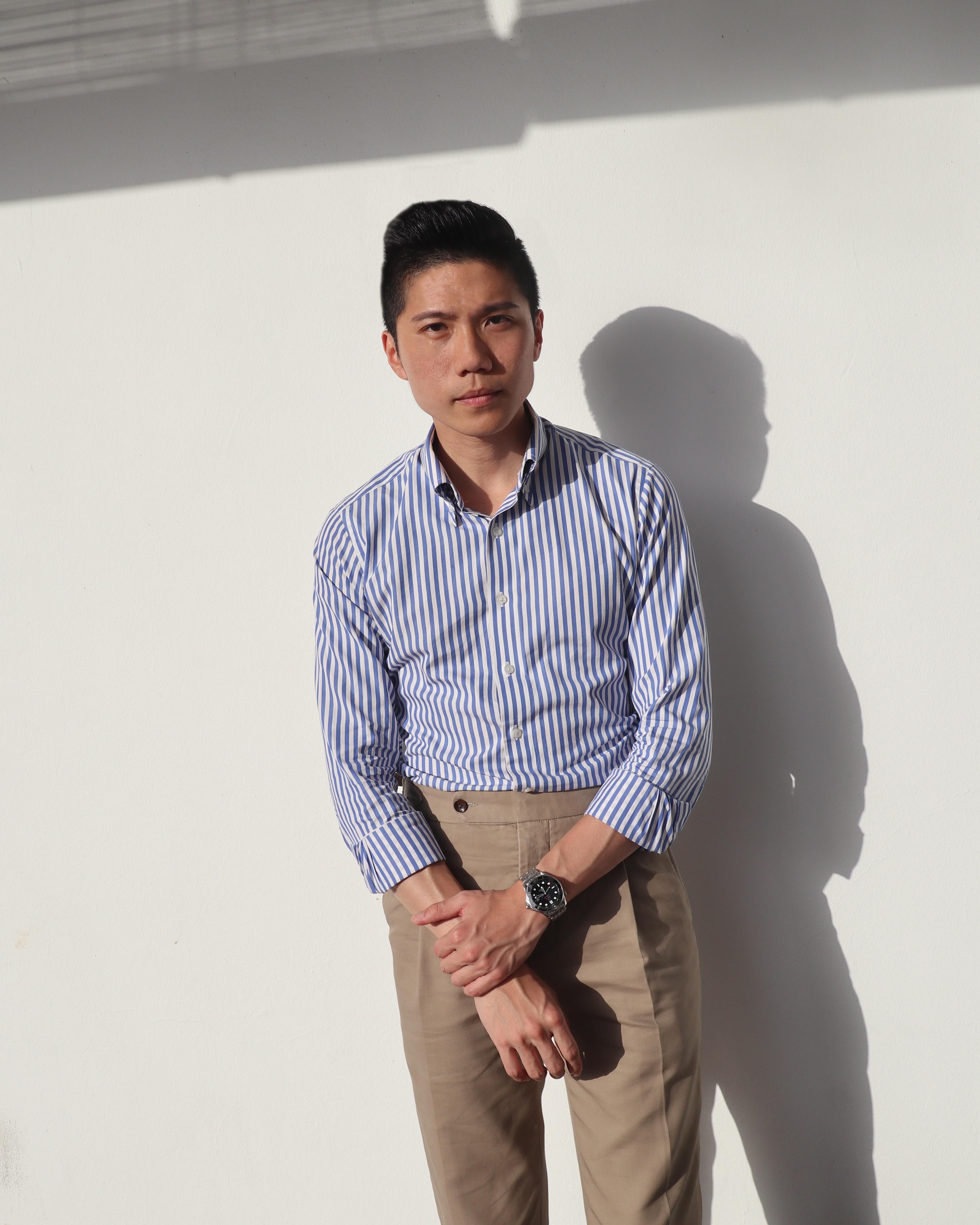 Tailor Shirts Singapore