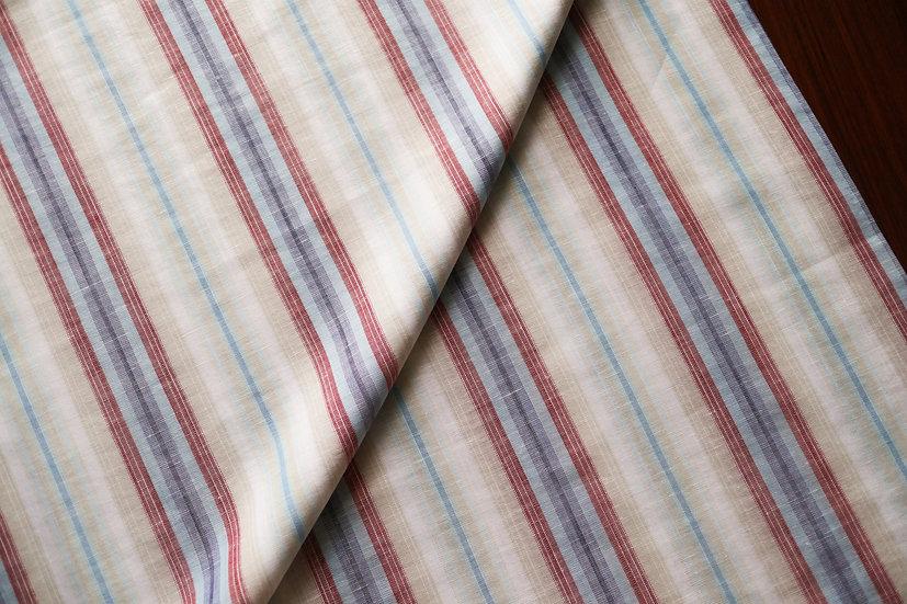 Vintage Linen Stripes from Getzner Austria (1.6m)