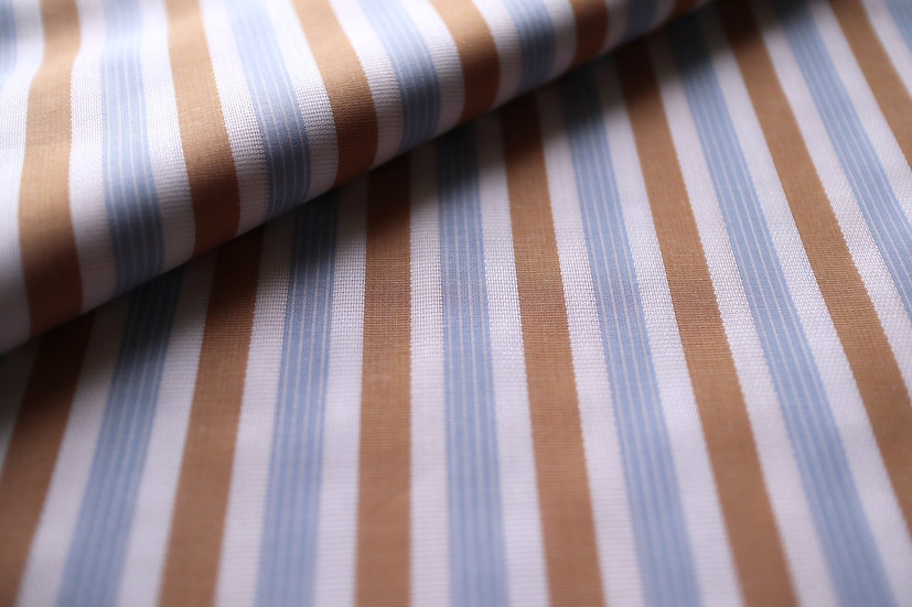 Vintage Cotton Stripes from Monti (1.6m)