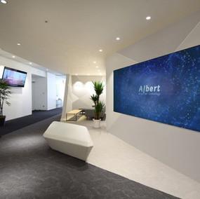 【導入事例】新宿 株式会社アルベルト/ LEDビジョン導入事例