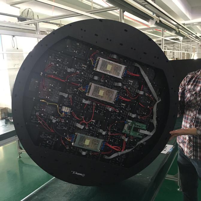 LEDビジョンの形状カスタムや仕様変更について