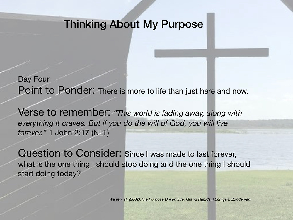 Day 4 Thinking About my Purpose.001