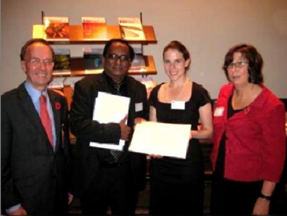 EPSRC award, 2009