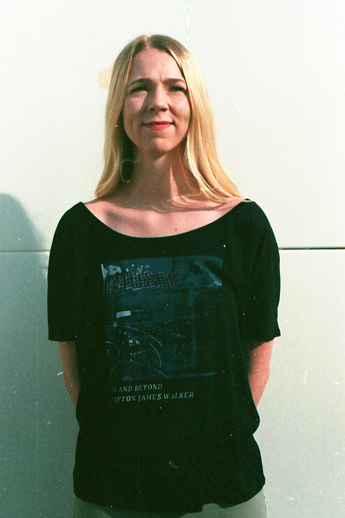Women's 'To and Beyond' Album Tee