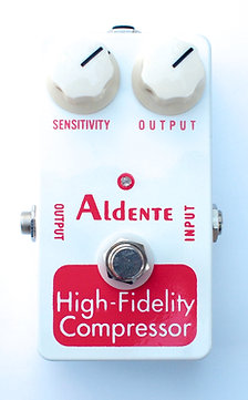 High-Fidelity Compressor